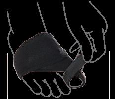 Бандаж вальгусный ночной с отводящим ребром жесткости (арт. R7203)