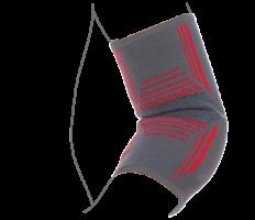 Бандаж на локтевой сустав вязанный эластичный усиленный (арт. R9104)