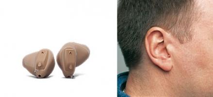 Внутриканальные слуховые аппараты Widex(CIC)