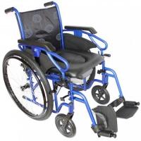 Универ Коляска инвалидная OSD Millenium ІІІ с санитарным оснащением