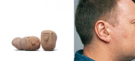 Внутриушные слуховые аппараты Widex (ITE)